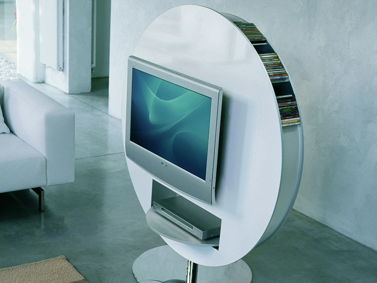 Porta tv sono mobili o oggetti di design la casa rubata - Oggetti di design ...