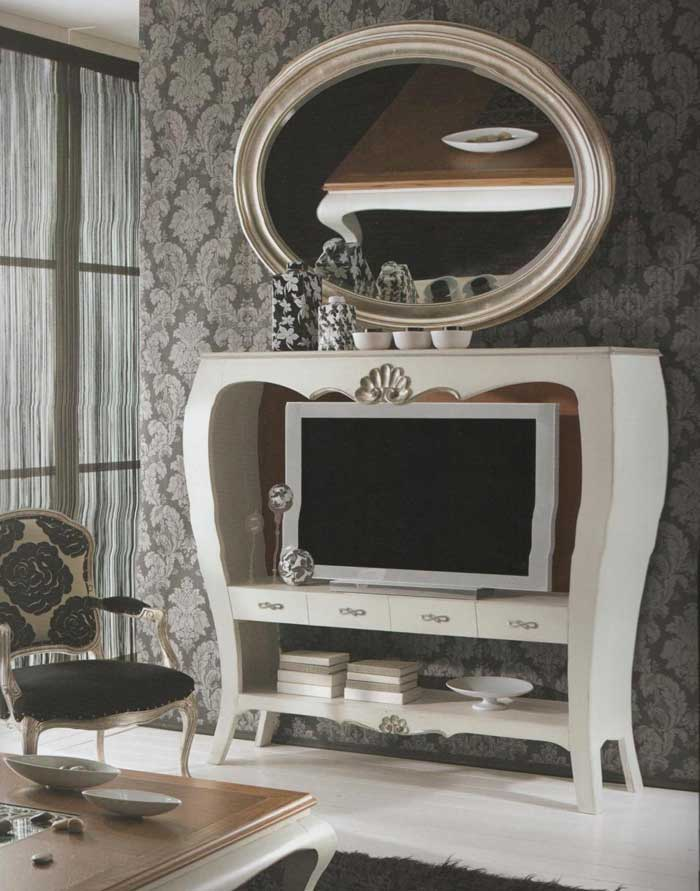 Porta tv sono mobili o oggetti di design - Porta tv classico ...